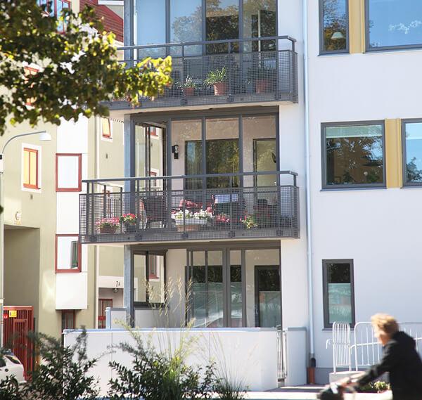 Balkonverglasungen Von Balco
