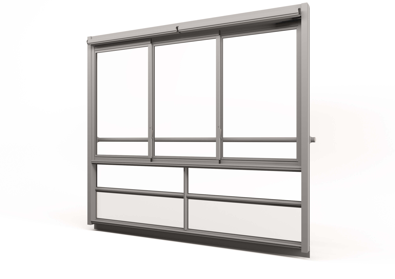 Gerahmtes Fenster – Twin®